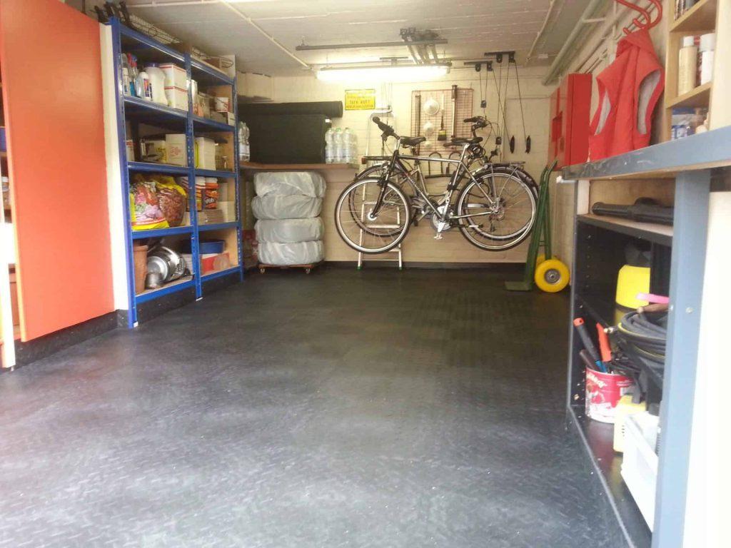 Podlaha do pivnice