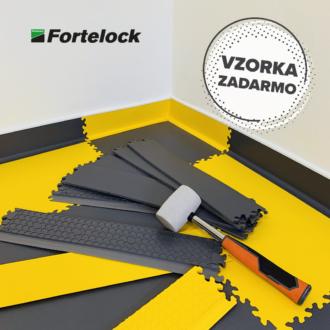 Nové príslušenstvo Fortelock – soklové lišty