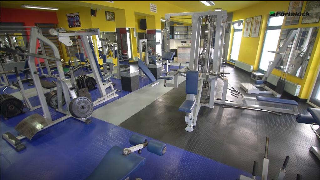 Fitness centrum, Slovensko